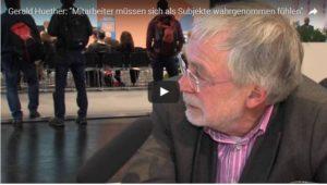 Gerald Huether über co-kreative Prozesse